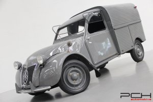 CITROEN 2CV AZU-250 - COMPLETELY RESTORED - BODY-OFF! -
