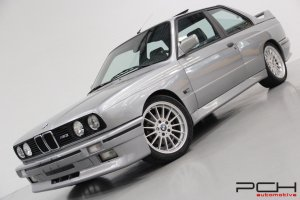 BMW M3 E30 2.3 16 Soupapes 200cv