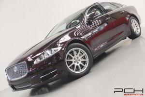 JAGUAR XJ 3.0 D V6 272cv Aut. Luxury **FULL OPTIONS!!!**