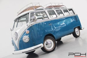 VOLKSWAGEN T1 Samba 21 Bay Windows - EUROPEEN -
