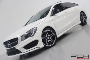 MERCEDES-BENZ CLA 200 d Shooting Brake AMG Line