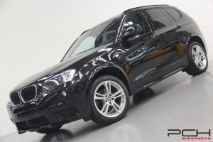 BMW X3 2.0 D xDrive20 163cv Aut. **KIT M-SPORT** - FULL -