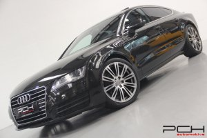 AUDI A7 3.0 TDi V6 204cv Multitronic - FULL OPTIONS!!! -