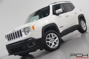 JEEP Renegade 2.0 MJD 140cv 4x4 Limited ATX Aut.