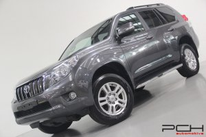 TOYOTA Land-Cruiser 3.0 D-4D VXE - UTILITAIRES 2 PLACES + SIEGES !!! -