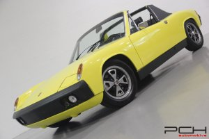 PORSCHE 914/4 2.0 L (47GB) - ENTIEREMENT RESTAUREE -