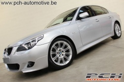 BMW 520 D 163cv **PACK M-TECHNIC**