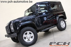LAND ROVER Defender 90 2.4 Turbo - D SE