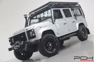 LAND ROVER Defender 110 TD4 SE - 7 PLACES UTILITAIRE! - FULL PREPARE!