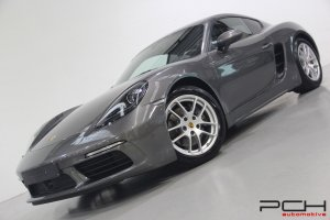 PORSCHE Cayman 718 2.0 Turbo 300cv PDK - TOP CONFIGURATION! -