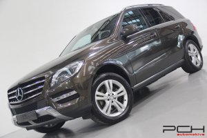 MERCEDES-BENZ ML 350 CDi 258cv 4-Matic BlueTEC 7G-Tronic Aut. FULL OPTIONS!!!