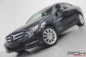 MERCEDES-BENZ C 220 CDi Coupé 163cv BlueEFFICIENCY