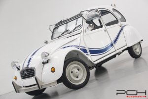 CITROEN 2CV 6 Club - COMPLETELY RESTORED - BODY-OFF! -