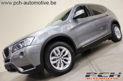 BMW X3 2.0 dA xDrive20 Aut. X-Line Start/Stop