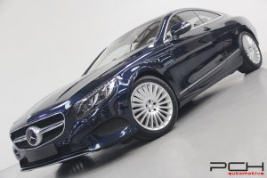MERCEDES-BENZ S 500 Coupé 4-Matic 4.7 V8 455cv - DESIGNO - FULL FULL OPTIONS !!!