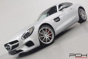 MERCEDES-BENZ AMG-GT 4.0 V8 Bi-Turbo 462cv