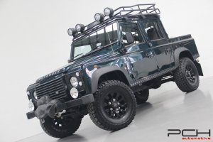 LAND ROVER Defender 110 TD4 Pick-Up - PREPARATION OFF-ROAD !!! -