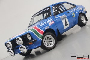 FORD Escort MKII Moteur Kent - Look Groupe 4 -