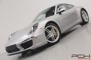 PORSCHE 991 Carrera 4 3.4i 350cv PDK - TOP CONFIGURATION! -