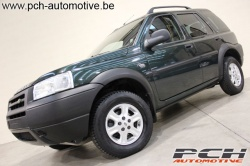 LAND ROVER Freelander 2.0 Turbo Td4 KALAHARI