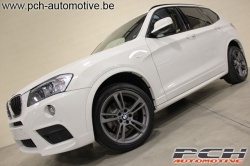 BMW X3 2.0 dA xDrive20 Aut. **PACK M-TECHNIC**