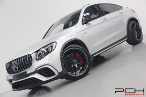 MERCEDES-BENZ GLC 63 AMG S Coupé 4.0 V8 510cv - TOP CONFIGURATION !!! -
