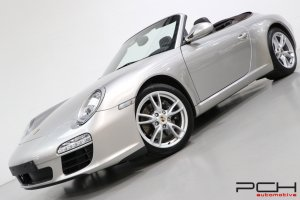 PORSCHE 997 Carrera 2 Cabriolet 3.6i 345cv PDK - MINT CONDITION! -