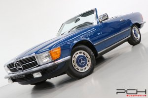 MERCEDES-BENZ SL 280 Automatique + Hard-Top