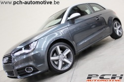 AUDI A1 1.4 TFSI Attraction S-Tronic Start/Stop **FULL OPTIONS**