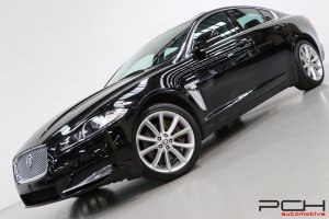 JAGUAR XF 3.0i V6 SuperCharged 340cv AWD