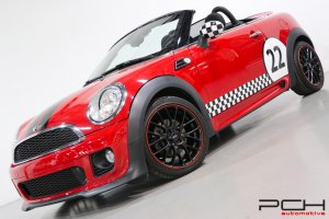 MINI Roadster Cooper Cabriolet 1.6i 115cv - Kit JCW -