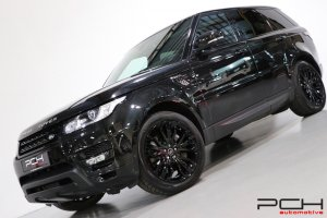 LAND ROVER Range Rover Sport 3.0 SDV6 292cv HSE Dynamic - FULL OPTIONS! -