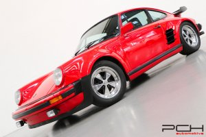 PORSCHE 930 Turbo 3.3 300cv - MATCHING NUMBERS - (EU CAR)
