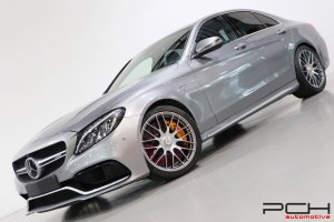MERCEDES-BENZ C 63 AMG S 4.0 V8 510cv - TOP CONFIGURATION !!! -