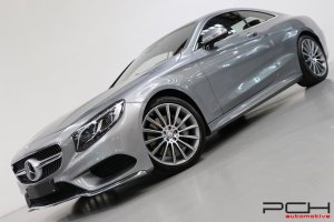 MERCEDES-BENZ S 500 Coupé 4-Matic 4.7 V8 455cv - AMG Line - FULL FULL OPTIONS !!!