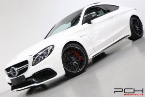 MERCEDES-BENZ C63 AMG Coupé S 4.0 V8 510cv - FULL FULL OPTIONS !!! -