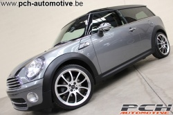 MINI Clubman Cooper D 1.6 Turbo 110cv Start/Stop