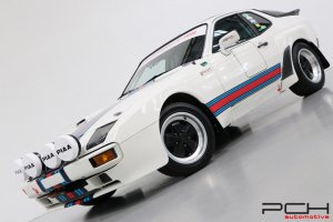 PORSCHE 924 Turbo 210cv - BODY KIT GT -