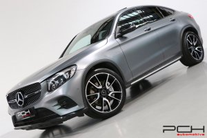 MERCEDES-BENZ GLC 43 AMG Coupé 3.0 V6 367cv 4-Matic 9G-Tronic - FULL OPTIONS -