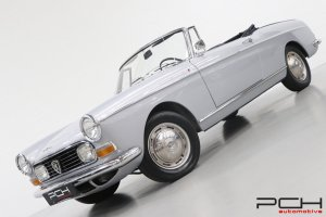 PEUGEOT 404 Cabriolet + Hard-Top