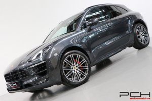 PORSCHE Macan GTS 3.0 V6 360cv Bi-Turbo PDK - FULL OPTIONS -