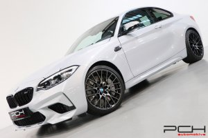 BMW M2 Competition 3.0 410cv DKG Drivelogic