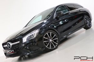 MERCEDES-BENZ CLA 180 d 110cv Shooting Brake