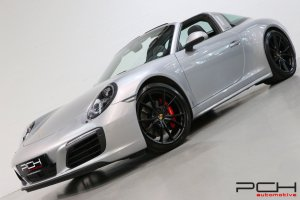 PORSCHE 991 Targa 4S 3.0 Turbo PDK - TOP CONFIGURATION! -