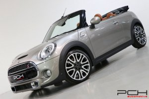 MINI Cooper S Cabriolet 2.0 192cv AS Aut. - 2.700 Kms !!! -
