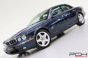 JAGUAR XJ6 2.7 D V6 207cv Sovereign Aut.