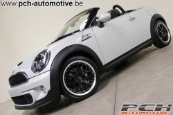 MINI Cooper S Roadster Cabriolet 1.6i 163cv ***FULL OPTIONS***