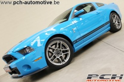FORD Shelby GT500 662cv Pack SVT 20th Anniversary