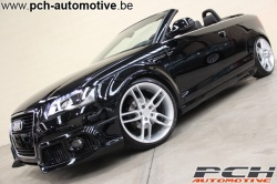 AUDI A3 Cabriolet 1.6 TDi 105cv S-Line **KIT CARACTERE**