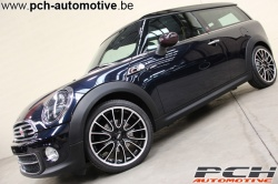 MINI Clubman Cooper D *Hampton 50* 1.6 Turbo 112cv Start/Stop